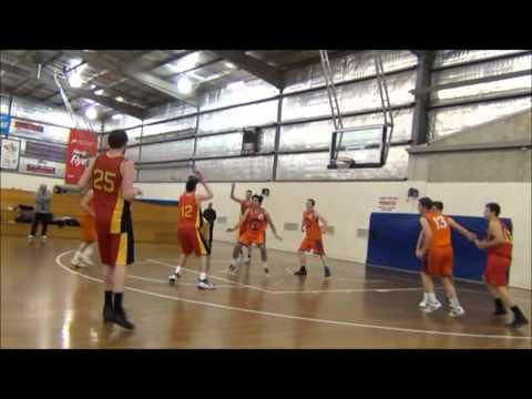 Van Merbin Class Of 2013 Basketball Australia
