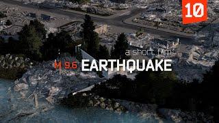 M 9.6 Banten Earthquake - a cities:skylines short movie