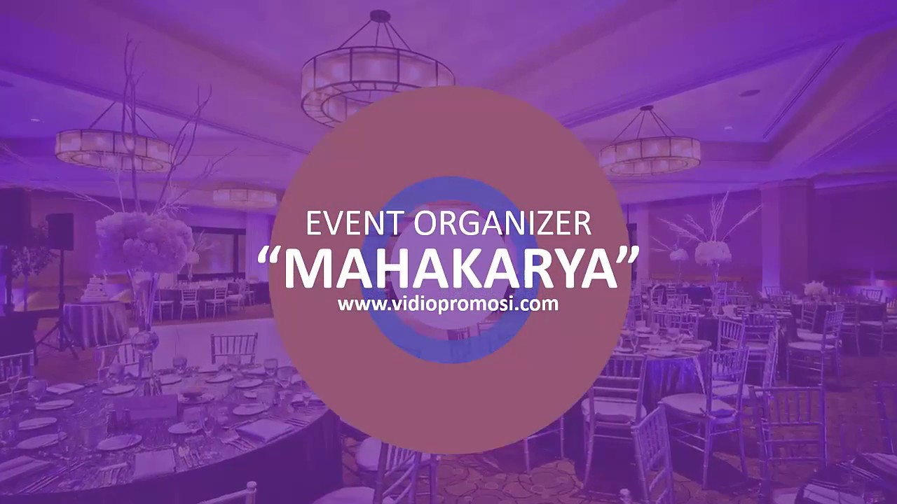 Video Promosi Event Organizer Contoh Promosi Iklan Youtube
