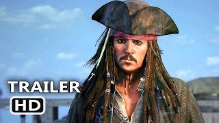 "KINGDOM HEARTS 3 ""Jack Sparrow"" Trailer (NEW, E3 2018) Game HD"