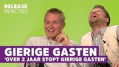 GIERIGE GASTEN: 'Ik heb bijna iemand OVERBOORD gegooid' | Release Reacties