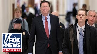 James Comey complains about 'frustrating' GOP hearing