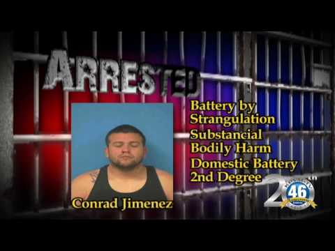 04/25/2017 Nye County Sheriff's Office Arrest | Jimenez