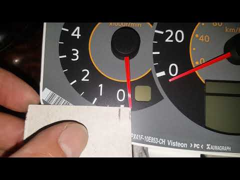 How To Replace The Lcd Screen On 2004 Nissan Quest