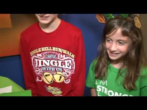 Fox 2 9AM Jingle Bell Run Preview