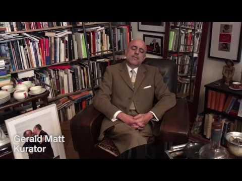 Gerald Matt über seinen Freund Jed Martin