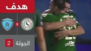 هدف الاتفاق الأول ضد الباطن (كريستيان غوانكا) في الجولة 2 من دوري كأس الأمير محمد بن سلمان