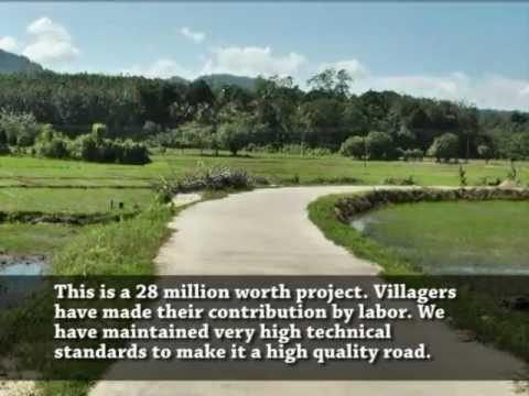Sustainable Development through Community Participation