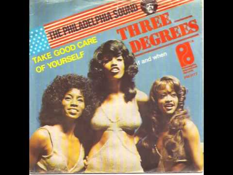 the three degrees take good care of yourself youtube. Black Bedroom Furniture Sets. Home Design Ideas