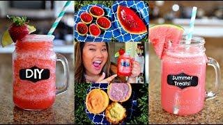 DIY Easy & Cute Summer Treats! #DIYwithRemi