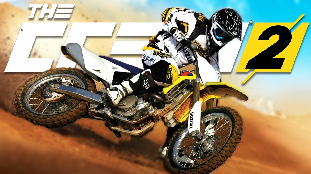 The Crew 2 Dirt Bike Race Gameplay Youtube