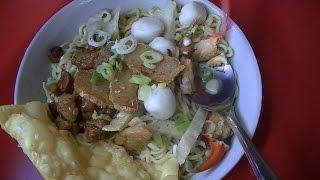 Jakarta Street Food 768 Non Halal Pontianak Crab Noodles BakmiKepiting28ToJunPontianakKalimantan5341