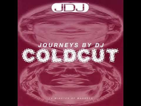 COLDCUT  Journeys  DJ FULL ALBUM 1995