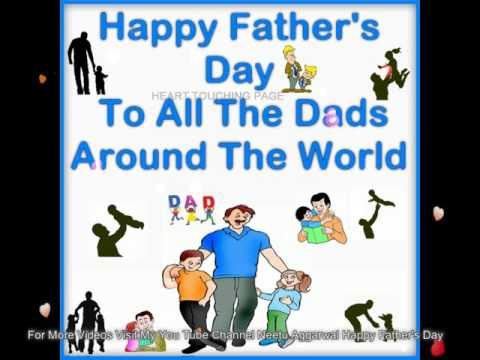 Happy Father's Day To All The Dads Around The World