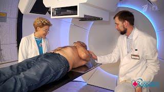 Лечение рака. Протонная терапия. Здоровье.  23.06.2019
