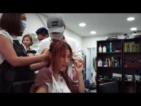 Singapore Hair Extension at John Salon