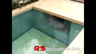 desain kolam renang modern minimalis multi fungsi