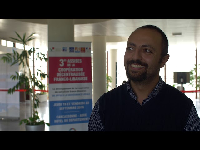 Charbel CHIDIAC -  Étudiant en géographie - développement durable - aménagement du territoire