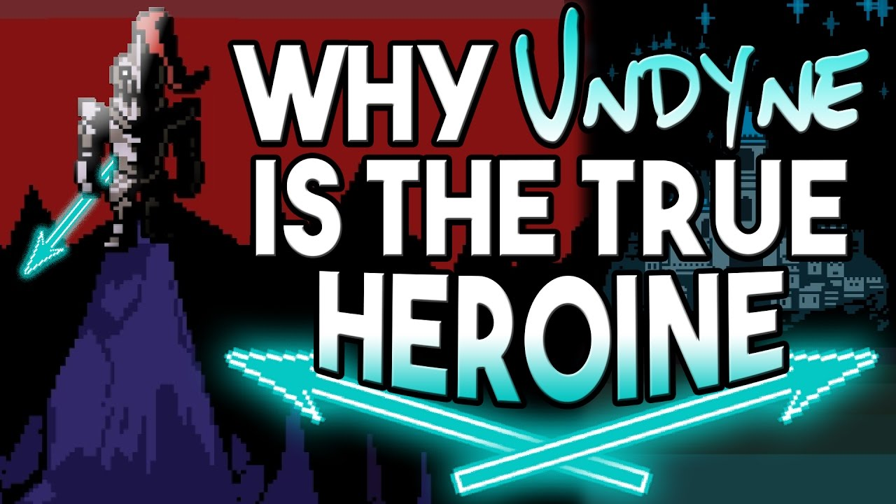 Why Undyne is the True Heroine/Protagonist of Undertale | Undertale Theory  | UNDERLAB
