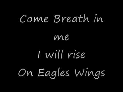 The Katinas Eagles wings with lyrics