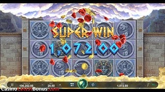 Zeus (Triple Edge Studios) online slot  (FREESPINS, BONUSES, BIGWIN, MEGAWIN, SUPERBIGWIN)