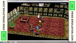 SSF Emulator 0.12 (Beta 4) | Shining Force III [1080p HD] | Sega Saturn