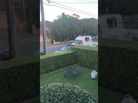 Mr Whippy Song - Ice Cream Van Truck - Australia
