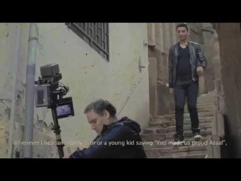 YA HALALI YA MALI BEHIND THE SCENES SHORT FILM