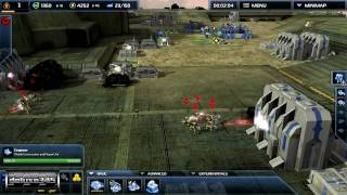 Supreme Commander 2 Gameplay (PC HD)