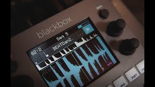 Blackbox - compact sampling studio