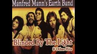 MANFRED MANN's EARTH BAND ★ Blinded by the Light 【HD】