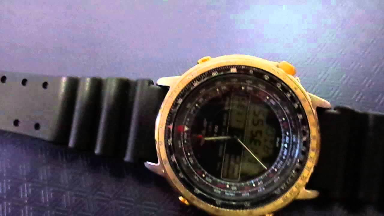 4bb5642cfa3 Relógio Citizen Wingman Série Ouro Hora 30 Capitais Do Mundo by Emd Lm