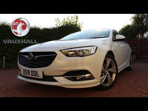 2019 Vauxhall Insignia SRI Review - 1.5T manual