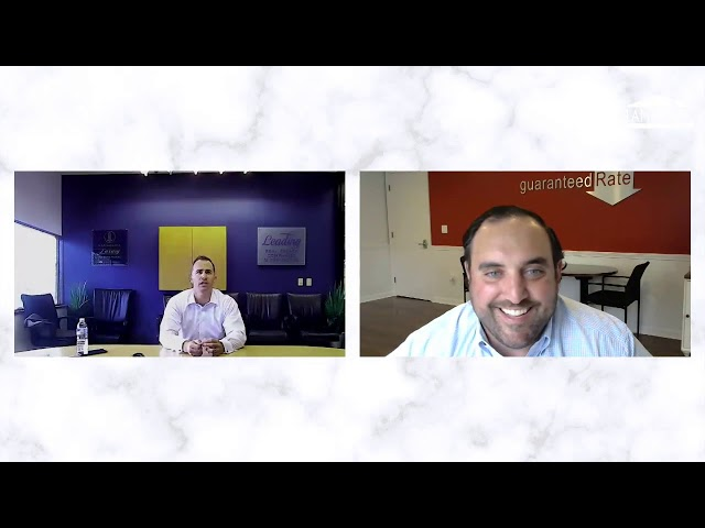 Let's Talk Mortgages with Shant Banosian of Guaranteed Rate