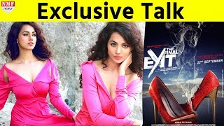 Exclusive Interview with Ananya Sengupta For 'The Final Exit' |Horror Film