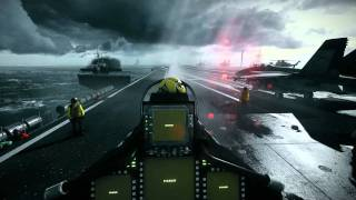 Battlefield 3 - Ultra Settings DX11 - Aircraft Carrier 1080p