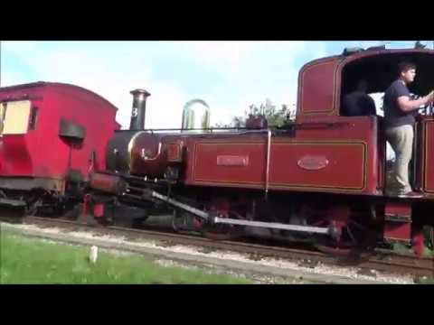 The ANWP Rail Video Diary Episode 118 Isle of Mann Steam Railway