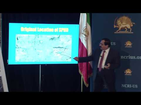 NCRI-US Press Conference on Iran Covert Nuclear Weaponization