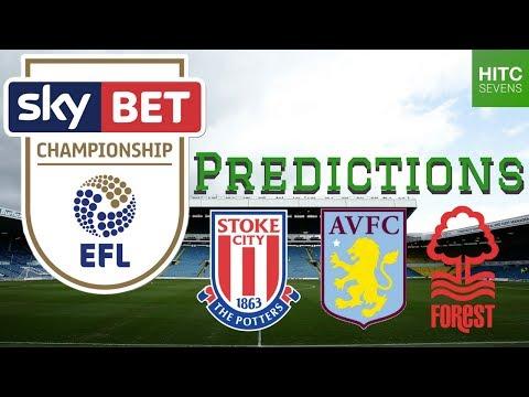 Predicting the 2018-19 Championship Top 7