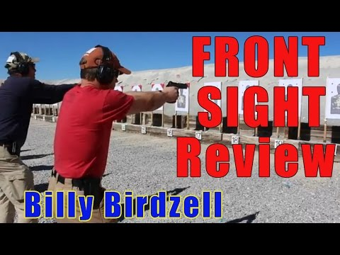 Front Sight Review | Billy Birdzell | Firearms Training | Handgun Carry Training | Gun Training