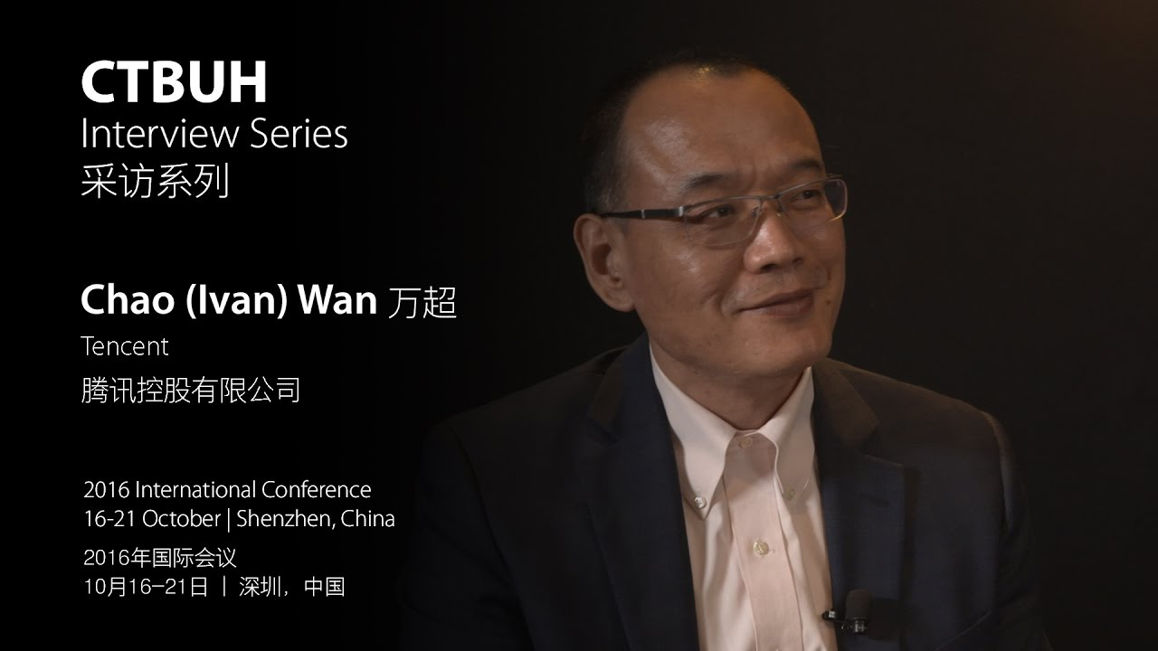 Ctbuh Video Interview Chao Ivan Wan Youtube
