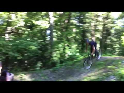 Jonas Turin l'as du vélo freestyle