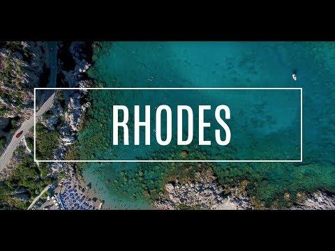 This is Rhodes 2017 - Aegean Sea 4k