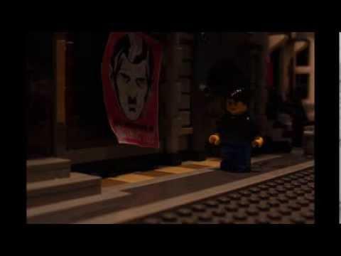 LEGO 1984 Movie Trailer - YouTube