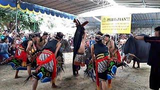 Detik2 Barongan Ndadi Jathilan Ngesti Turonggo Budoyo