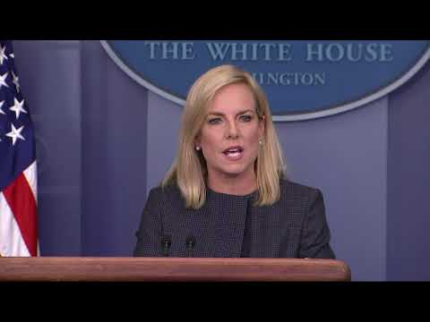 Nielsen Rejects Criticism on Family Separation