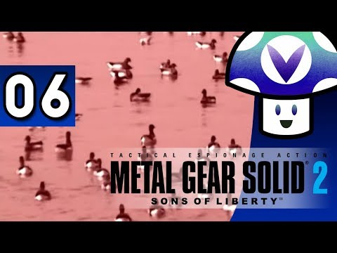 [Vinesauce] Vinny - Metal Gear Solid 2: Sons of Liberty (part 6 Finale)