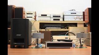 Hệ thống dàn 2.1 Bose 321 seri 2 đỉnh của dòng nghe nhạc và xem phim