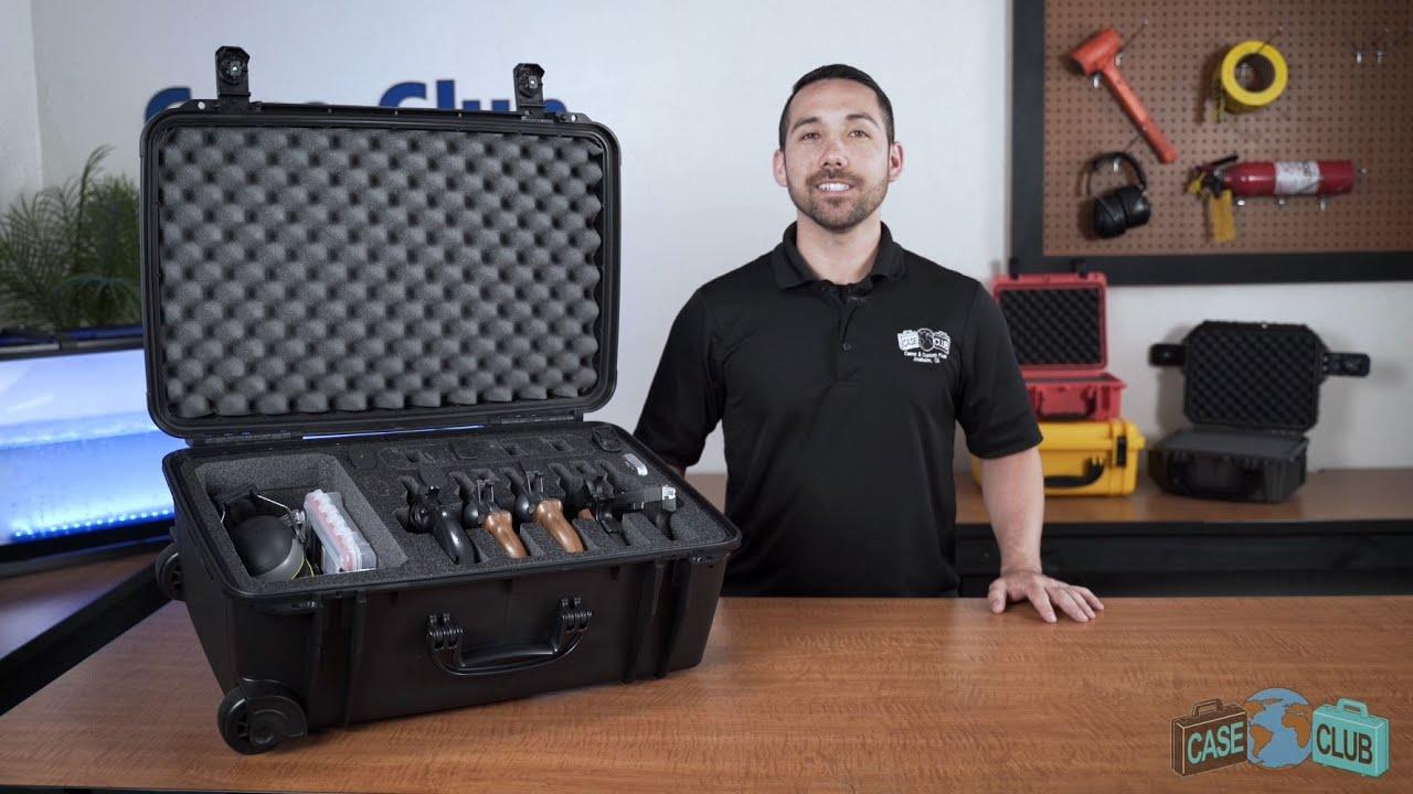 Case Club 5 Revolver & Accessory Case - Overview - Video