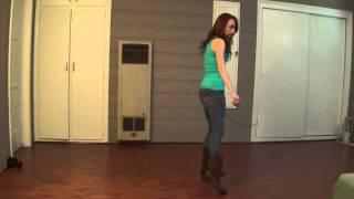 Badonkadonk (Line Dance) - Demo & Teach